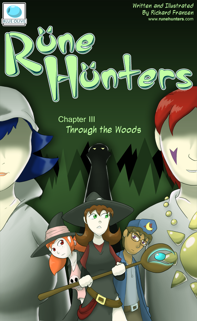 Rune Hunters – Chapter 3 Cover