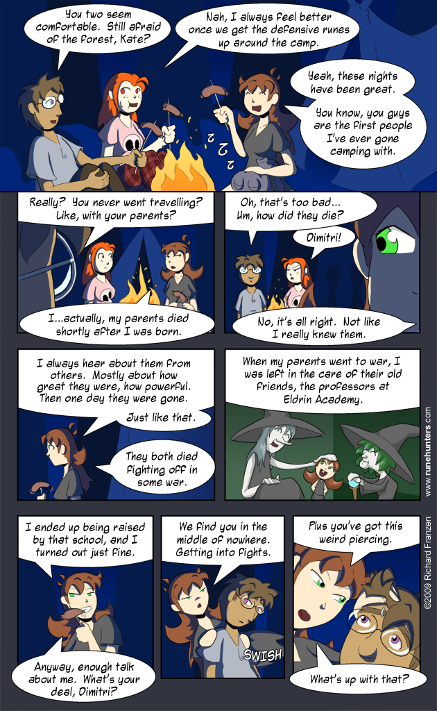 Rune Hunters – Chapter 3 Page 3