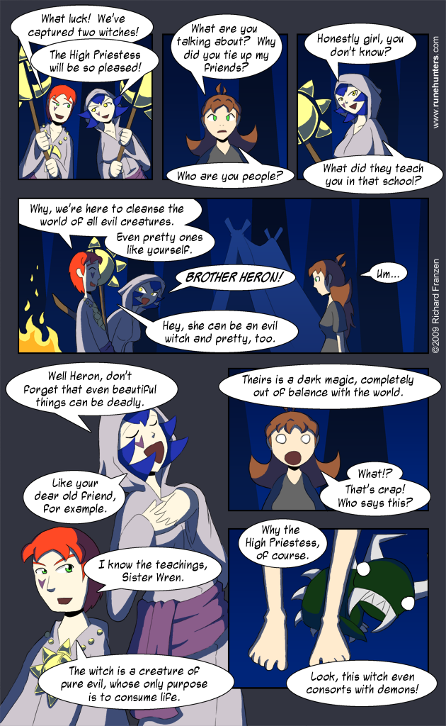 Rune Hunters – Chapter 3 Page 7