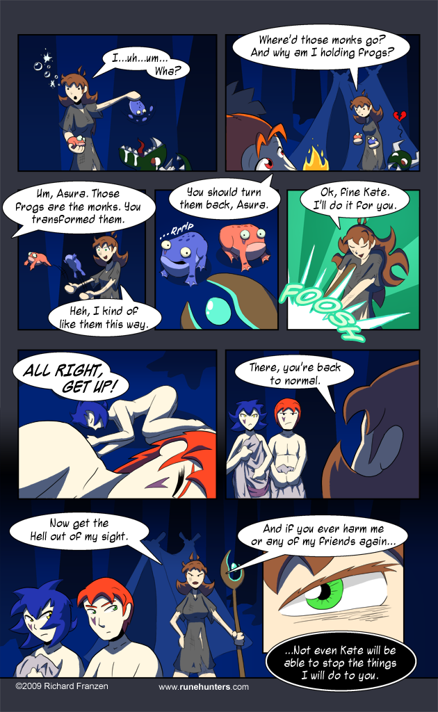 Rune Hunters – Chapter 3 Page 11
