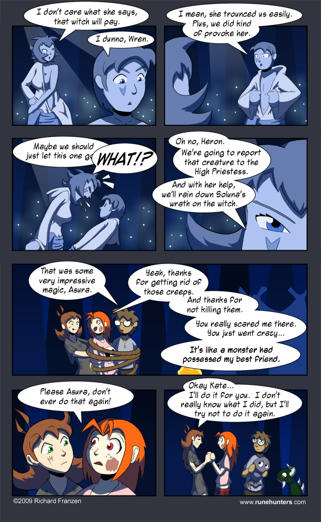 Rune Hunters – Chapter 3 Page 12