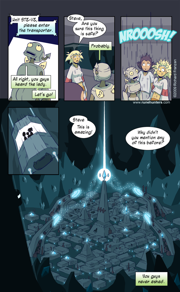 Rune Hunters – Chapter 4 Page 5