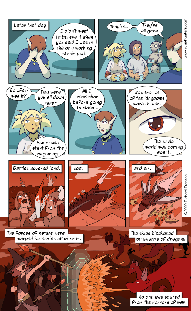 Rune Hunters – Chapter 4 Page 9