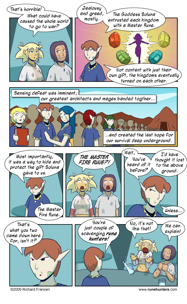 Rune Hunters – Chapter 4 Page 10