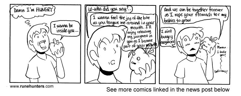 BRU Con Comic Contest 2009 – Comic 2