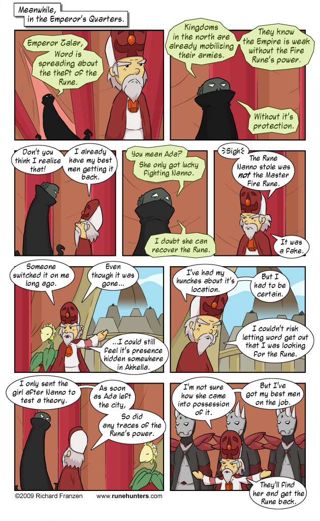 Rune Hunters – Chapter 4 Page 14