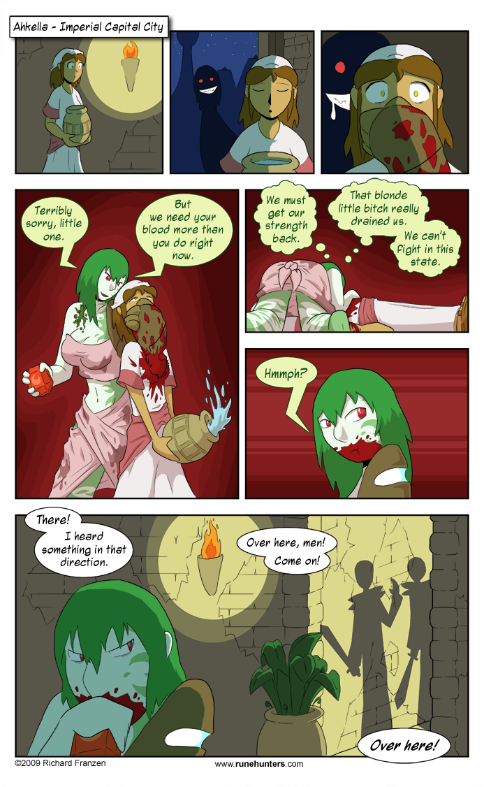 Rune Hunters – Chapter 5 Page 1