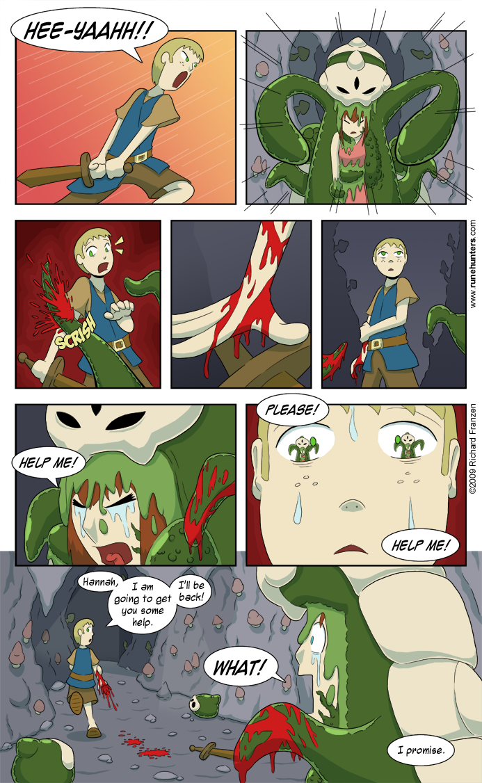 Rune Hunters – Chapter 5 Page 5
