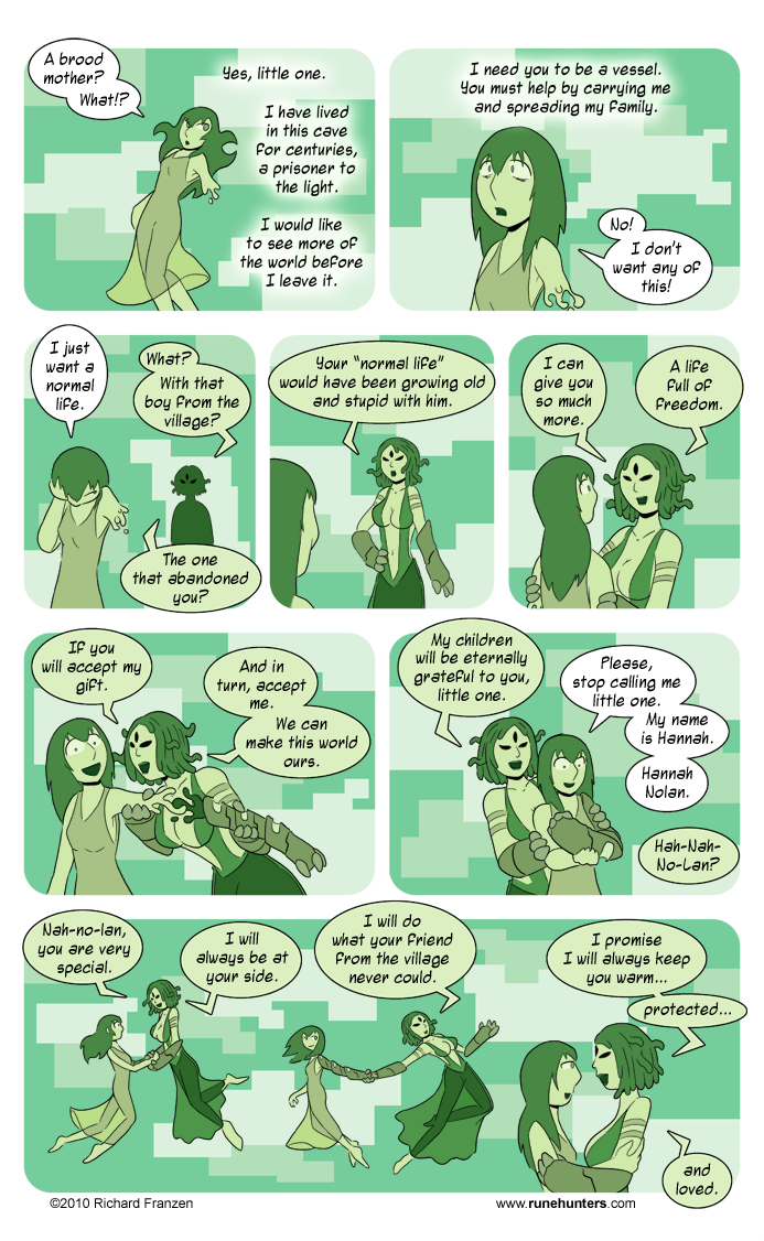 Rune Hunters – Chapter 5 Page 7