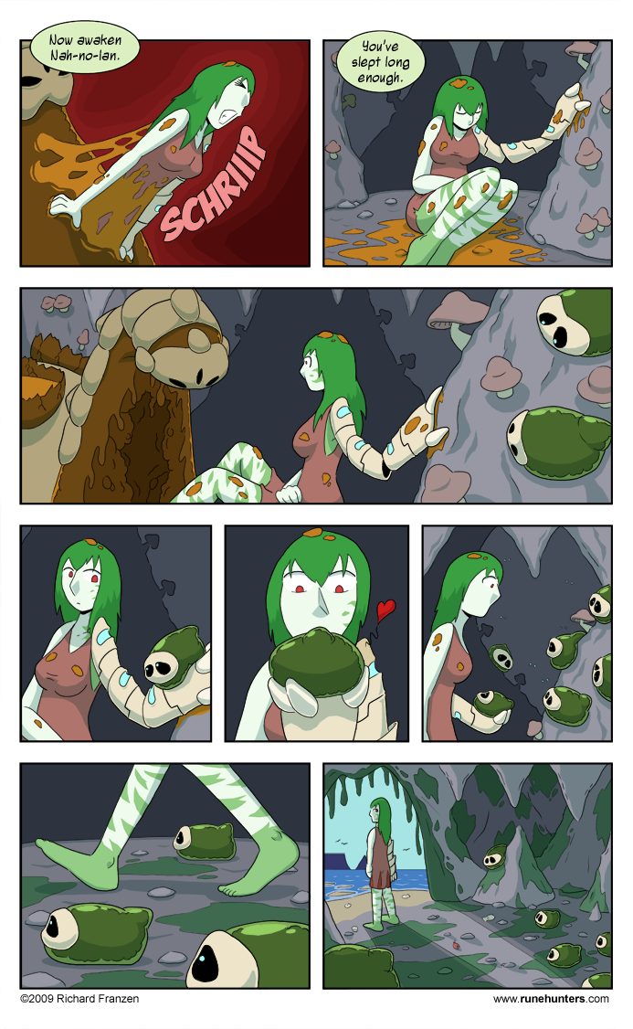 Rune Hunters – Chapter 5 Page 8