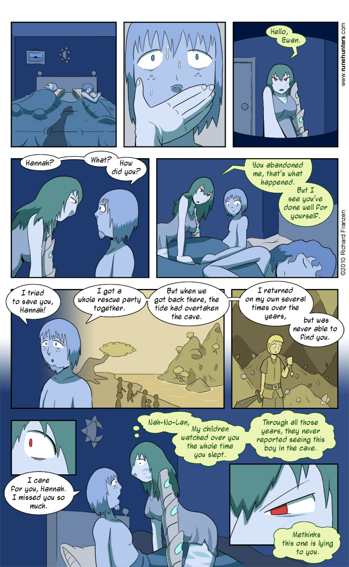 Rune Hunters – Chapter 5 Page 9