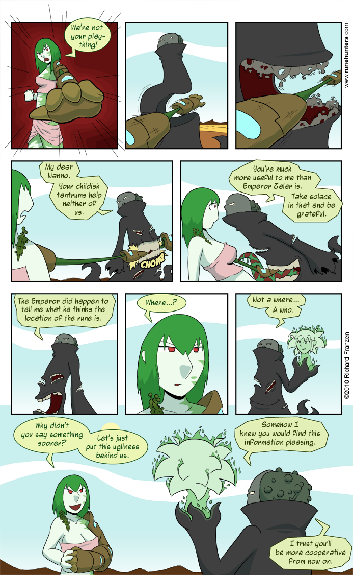 Rune Hunters – Chapter 5 Page 13