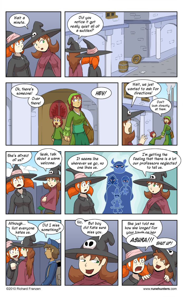 Rune Hunters – Chapter 6 Page 2