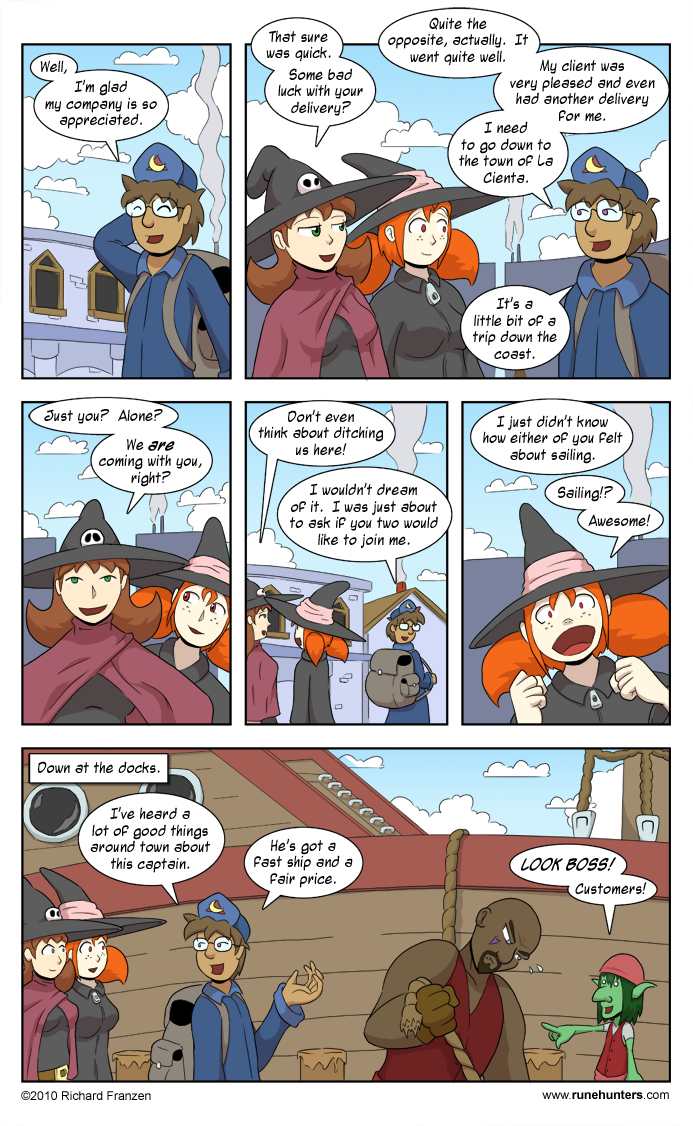 Rune Hunters – Chapter 6 Page 3