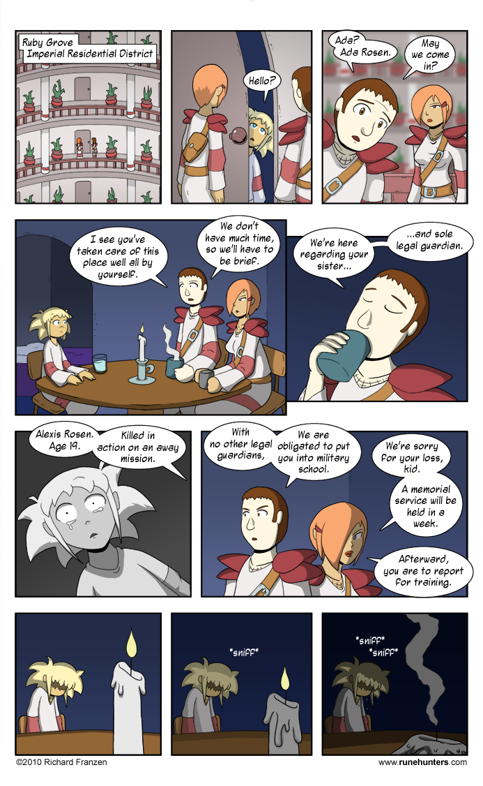 Rune Hunters – Chapter 7 Page 1