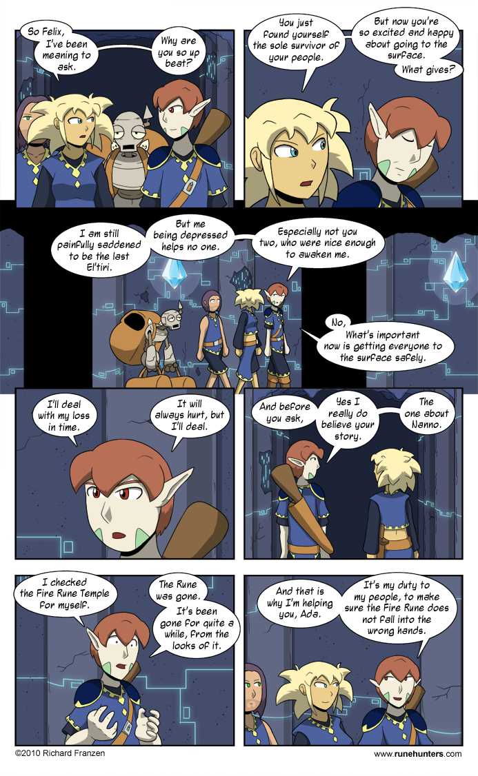 Rune Hunters – Chapter 7 Page 5
