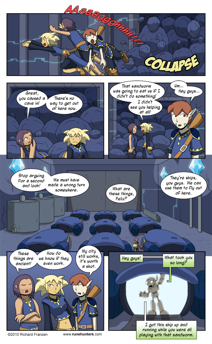 Rune Hunters – Chapter 7 Page 9