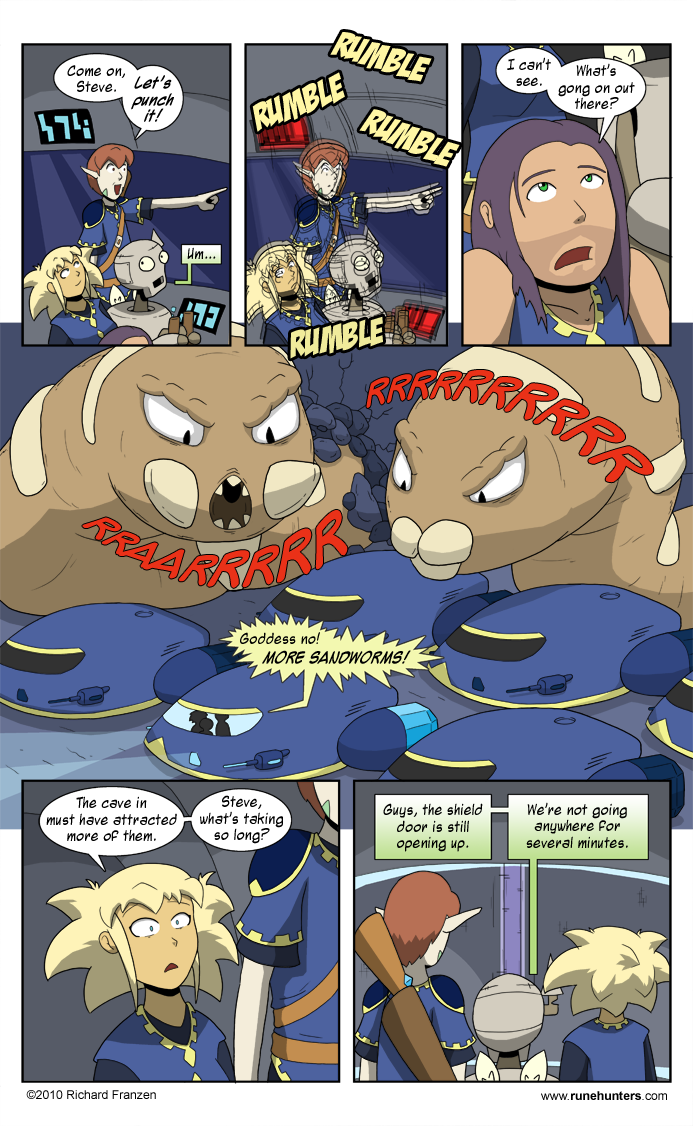 Rune Hunters – Chapter 7 Page 11