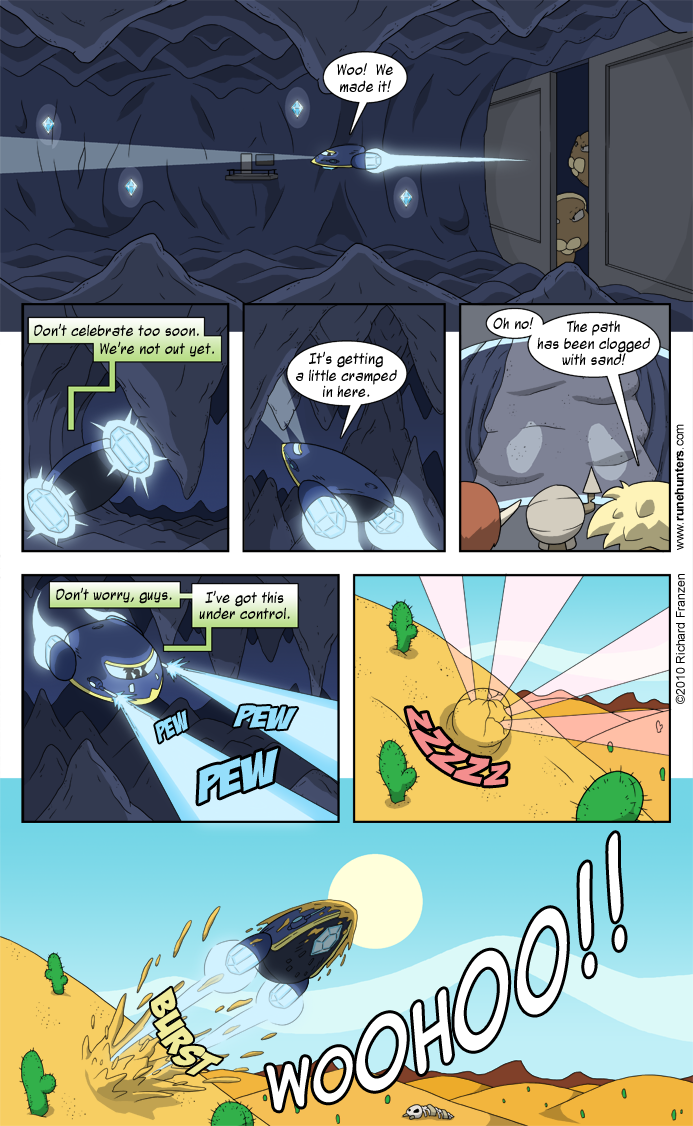 Rune Hunters – Chapter 7 Page 13