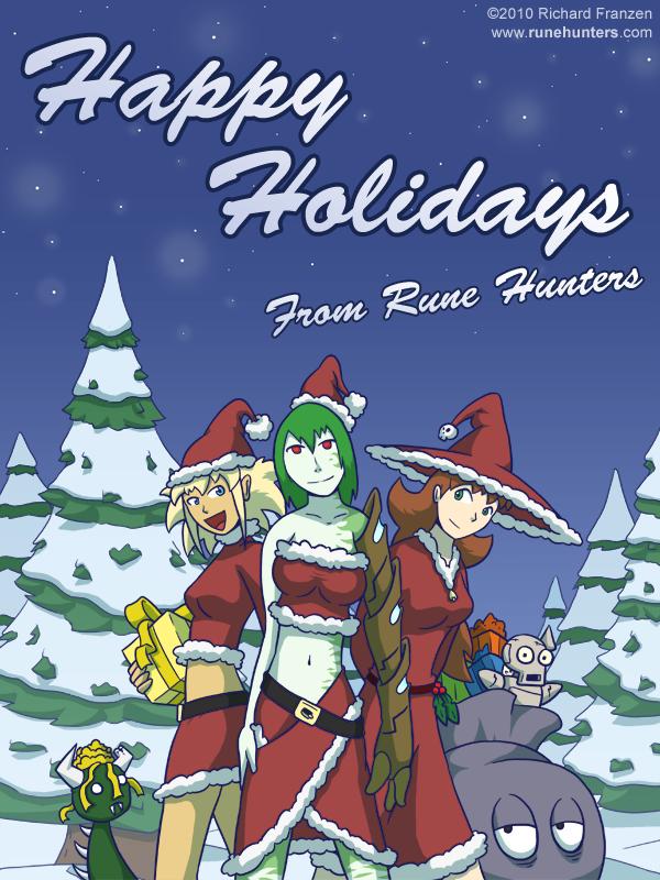 A Rune Hunters Holiday – 2010