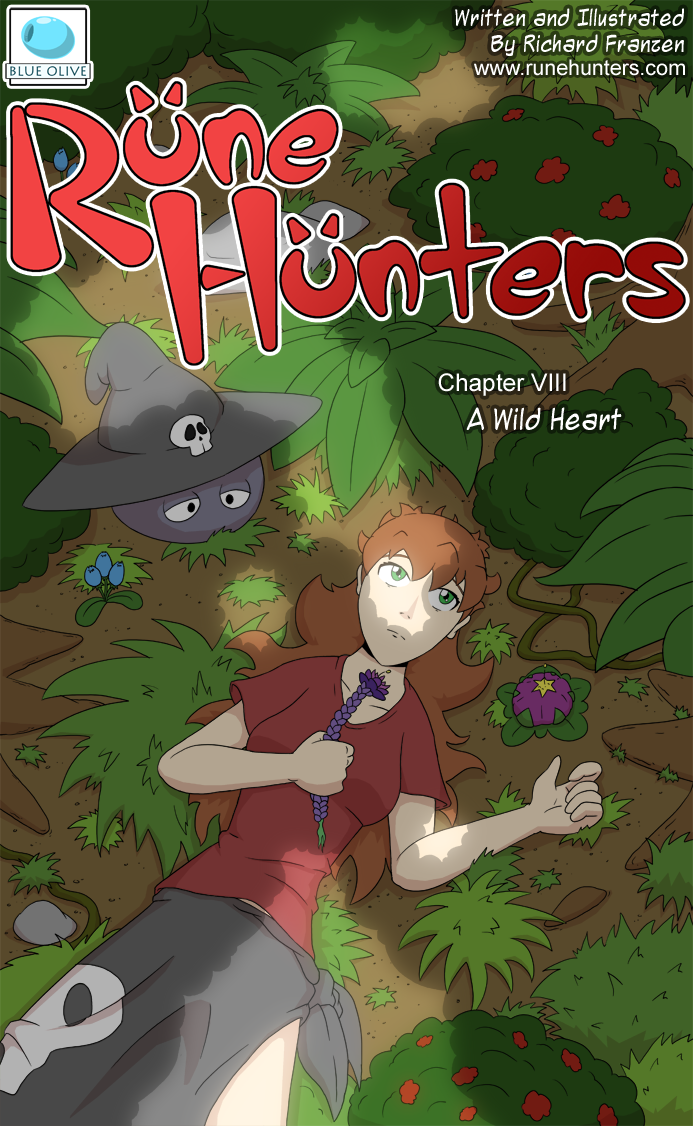 Rune Hunters – Chapter 8 Cover