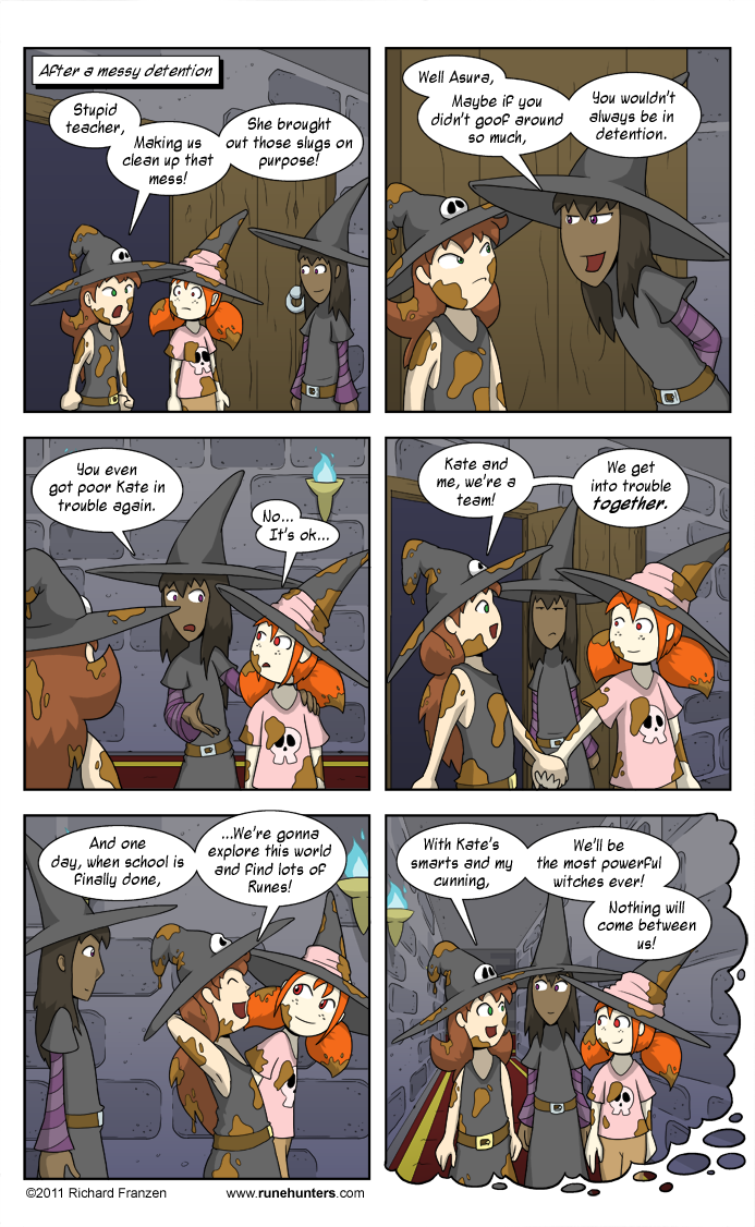 Rune Hunters – Chapter 8 Page 3