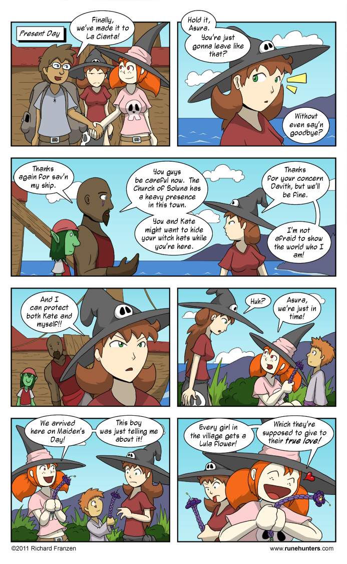 Rune Hunters – Chapter 8 Page 4