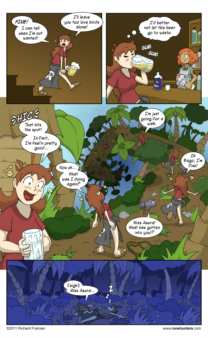 Rune Hunters – Chapter 8 Page 10