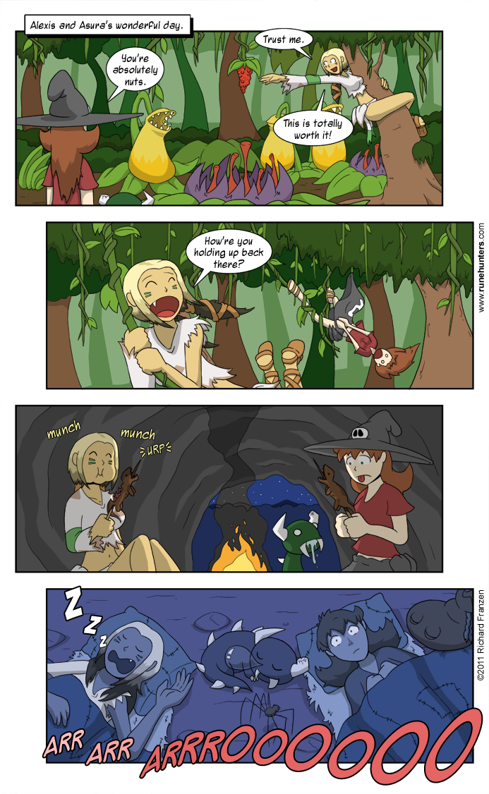 Rune Hunters – Chapter 8 Page 14