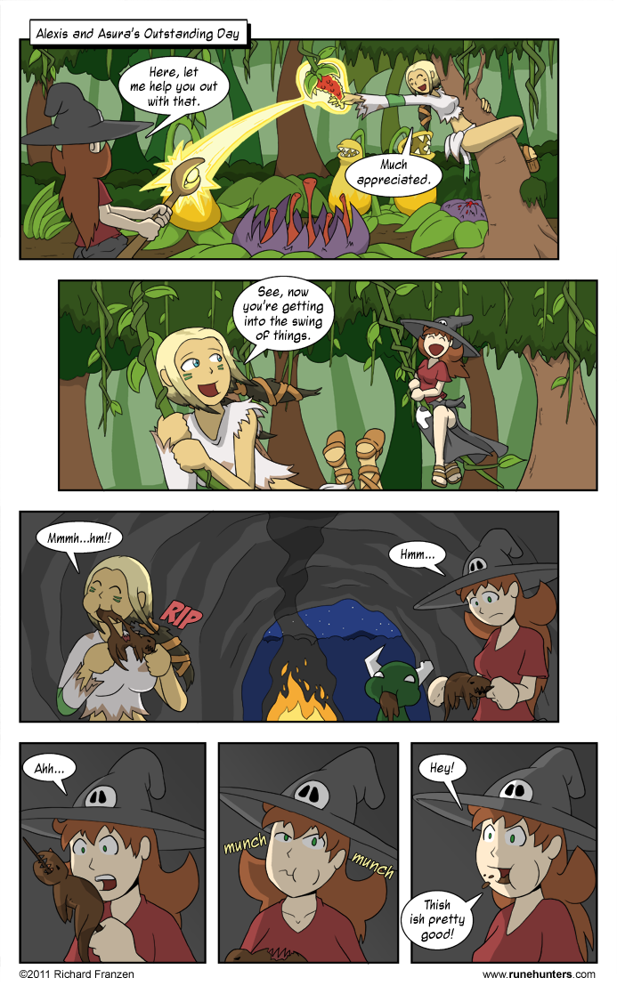 Rune Hunters – Chapter 8 Page 17