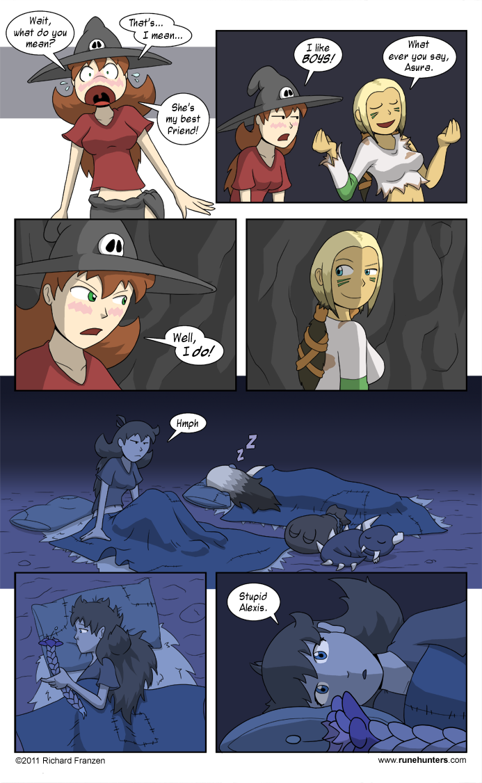 Rune Hunters – Chapter 8 Page 19