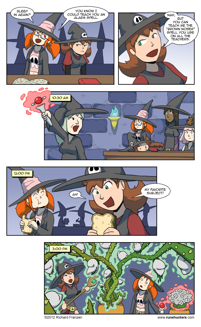 Rune Hunters – Chapter 0 Page 2