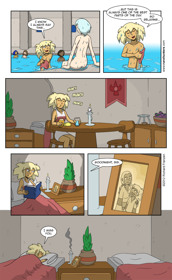 Rune Hunters – Chapter 0 Page 6