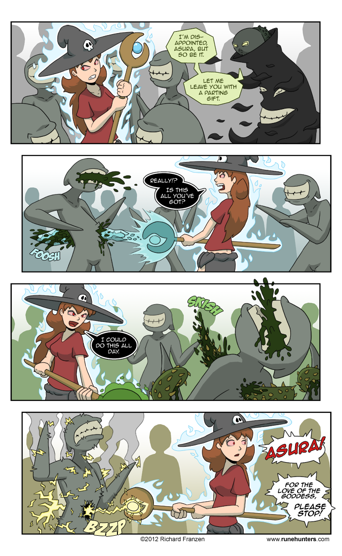 Rune Hunters – Chapter 10 Page 9