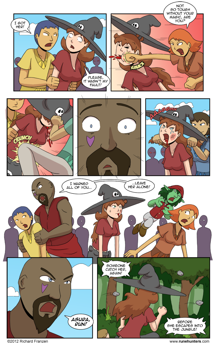Rune Hunters – Chapter 10 Page 14