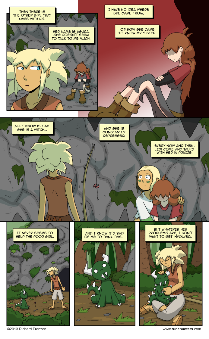 Rune Hunters – Chapter 11 Page 9