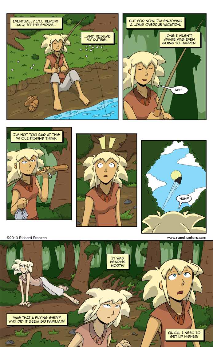 Rune Hunters – Chapter 11 Page 10