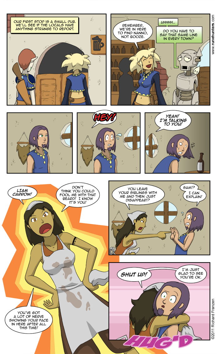 Rune Hunters – Chapter 9 Page 2