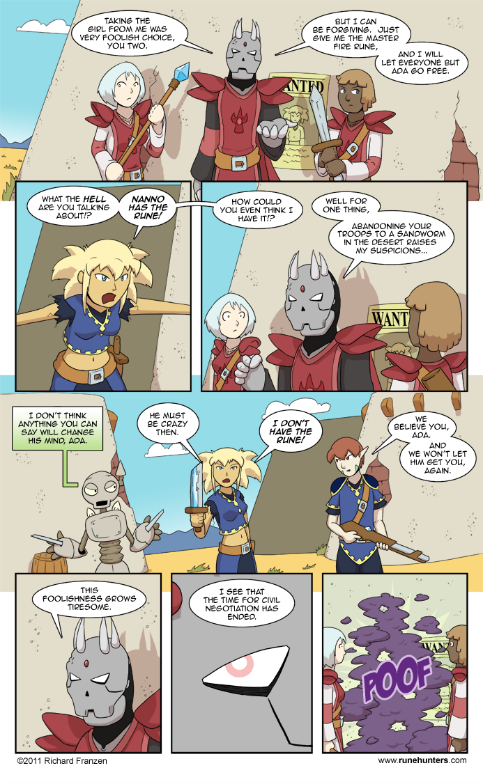 Rune Hunters – Chapter 9 Page 7