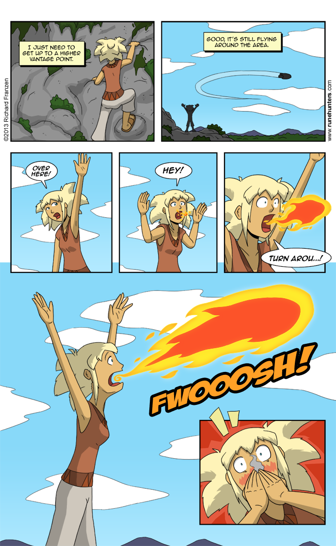 Rune Hunters – Chapter 11 Page 11