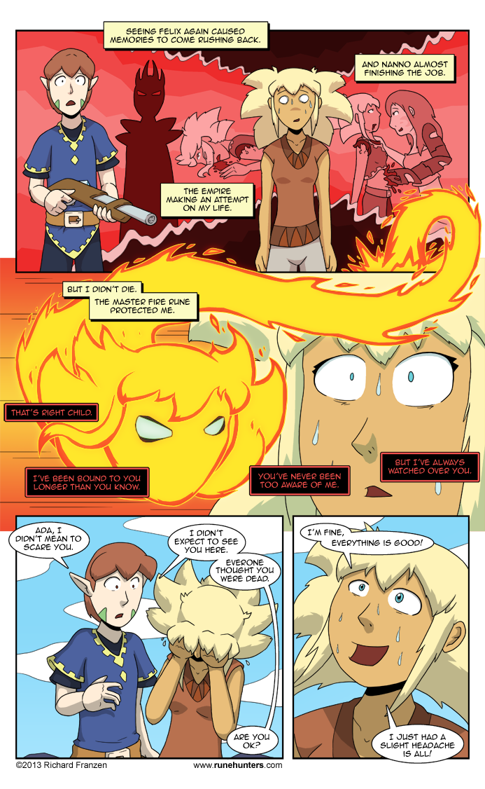 Rune Hunters – Chapter 11 Page 13
