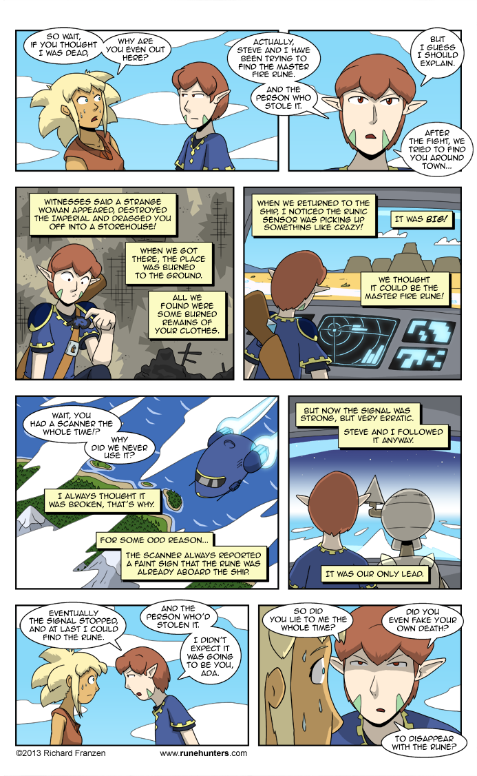 Rune Hunters – Chapter 11 Page 14