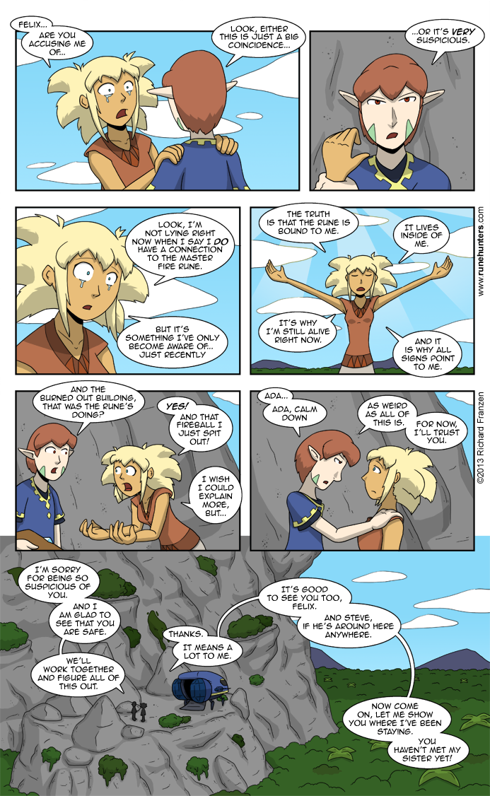 Rune Hunters – Chapter 11 Page 15