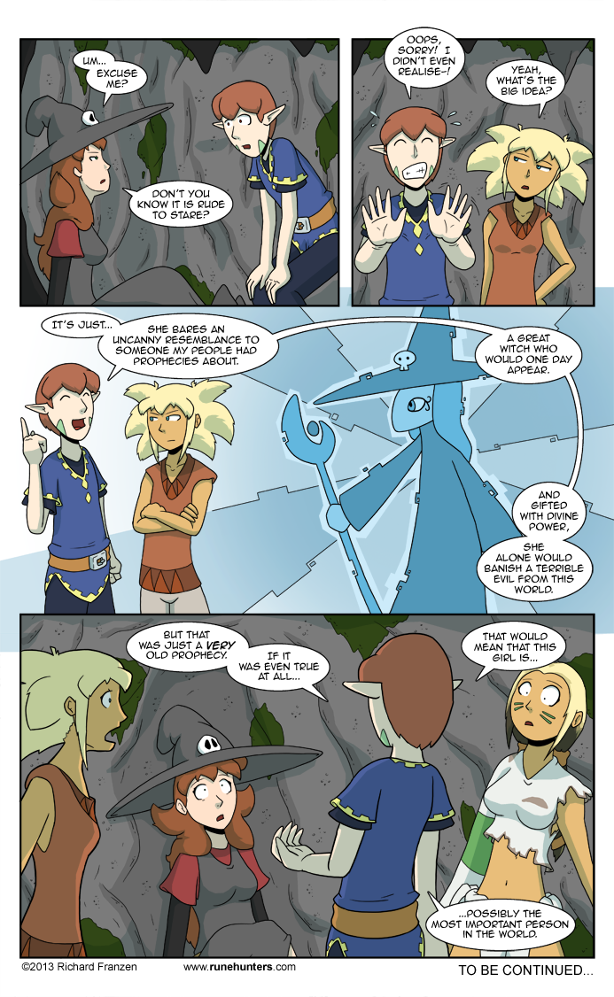 Rune Hunters – Chapter 11 Page 17