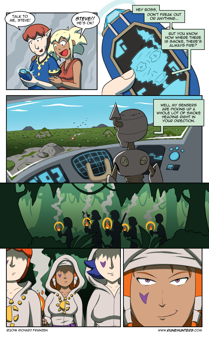Rune Hunters – Chapter 12 Page 2
