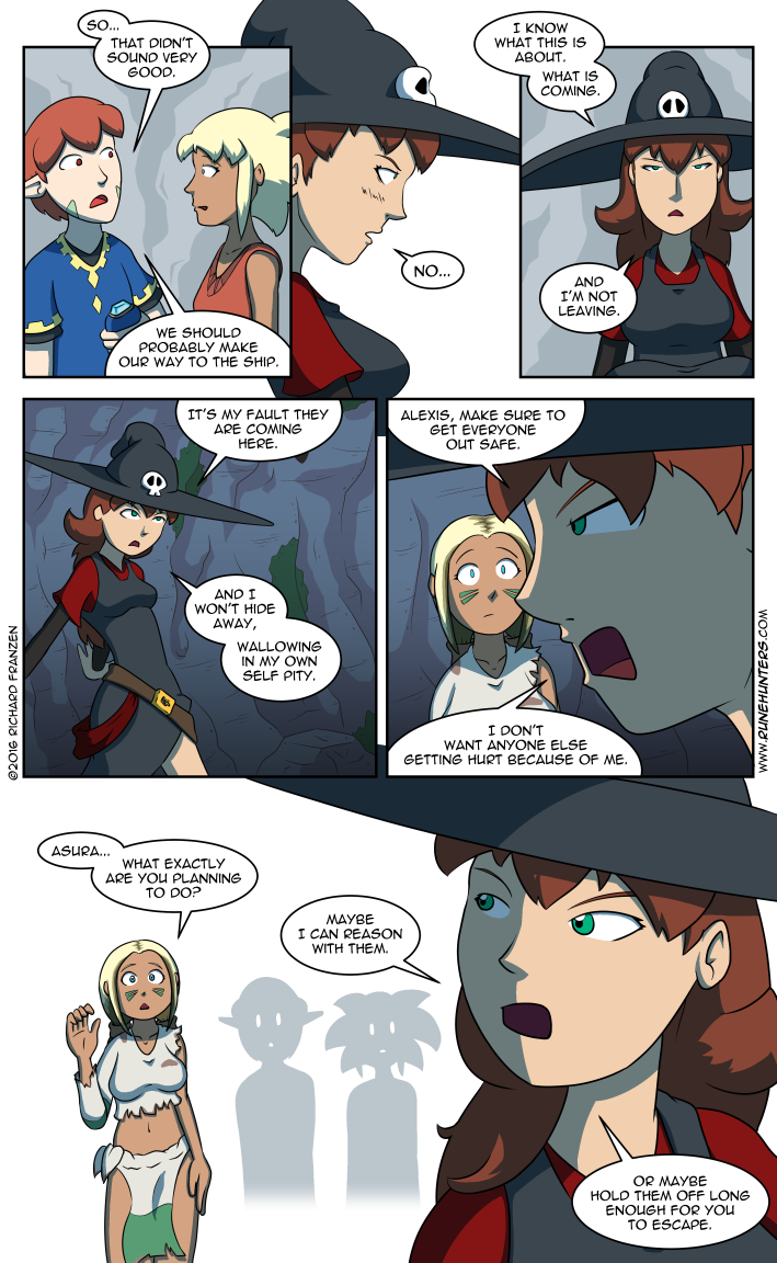 Rune Hunters – Chapter 12 Page 3