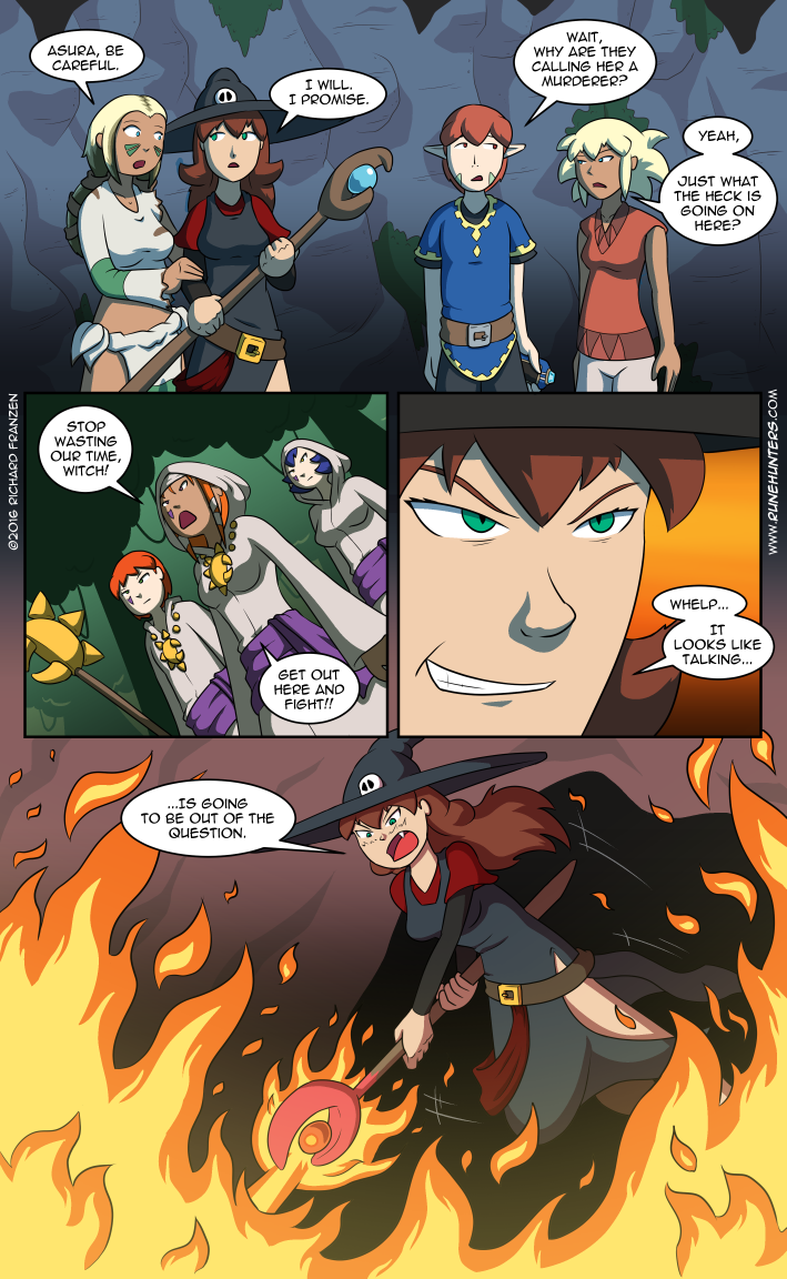 Rune Hunters – Chapter 12 Page 5