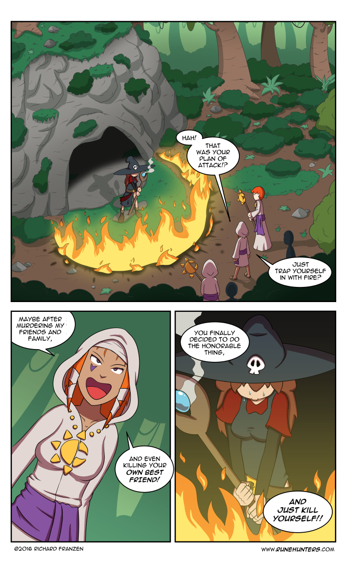 Rune Hunters – Chapter 12 Page 6