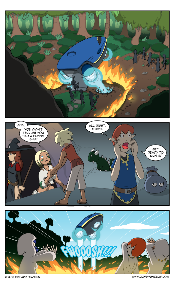 Rune Hunters – Chapter 12 Page 8