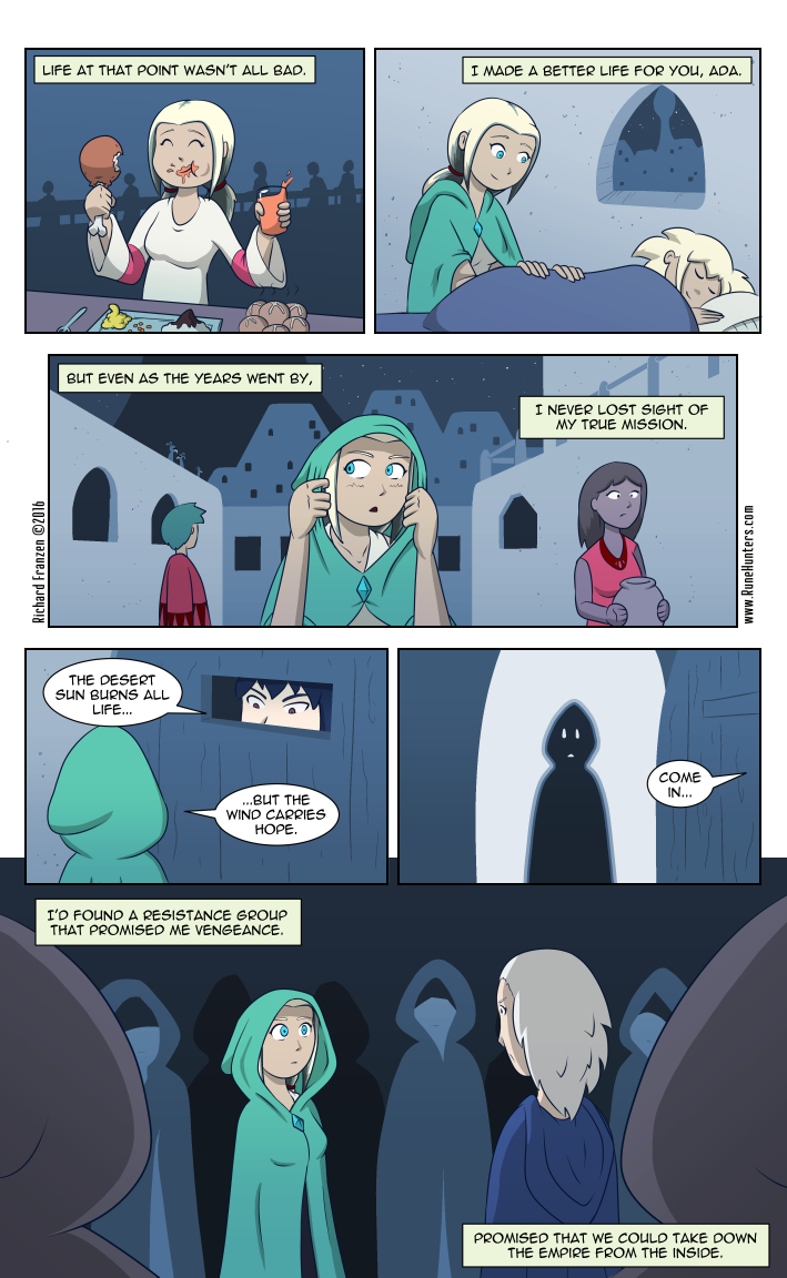Rune Hunters – Chapter 13 Page 6